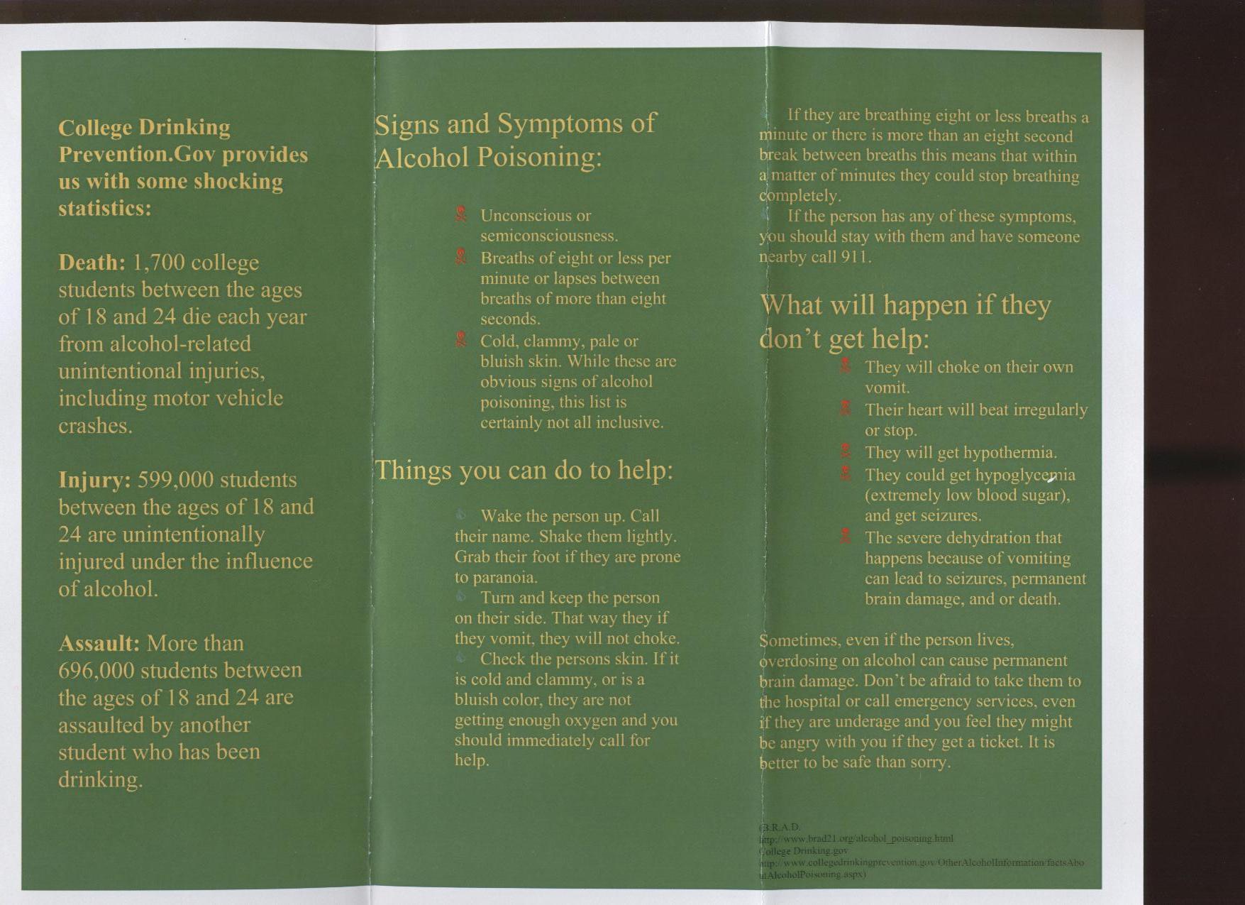 Drug & Alcohol Awareness Classroom Activities